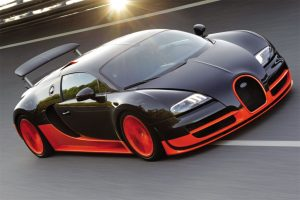 best speedy cars of world