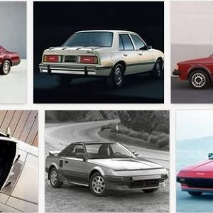 best classic cars of 1980