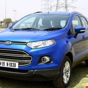 Ford EcoSport Car Review